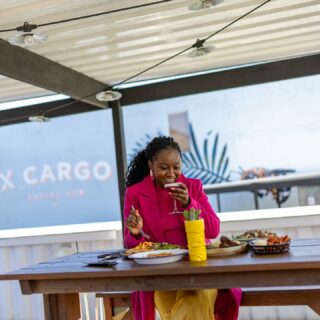 I know it's Monday but I'm still thinking about my weekend🤗. Yesterday,  I spent the day @xcargobrisbane  with @payo_app. The experience was worthwhile.  . . @payo_app provides customers with a new way to pay in restaurants, bars and cafes. You can eat and drink at payo partner venues and pay the bill in four fortnightly instalments with zero interest.  . Download the app now and enjoy the experience .  #payo #payomoment #gonowpayolater #eatnowpaylater #anewwaytopay #ad